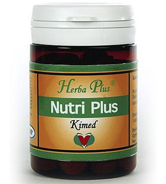 Nutri Plus uten jern - Komplett kosttilskudd med Omega-3.