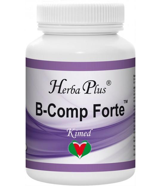 B-Comp Forte. Finn roen og styrk kroppen med B-Comp Forte